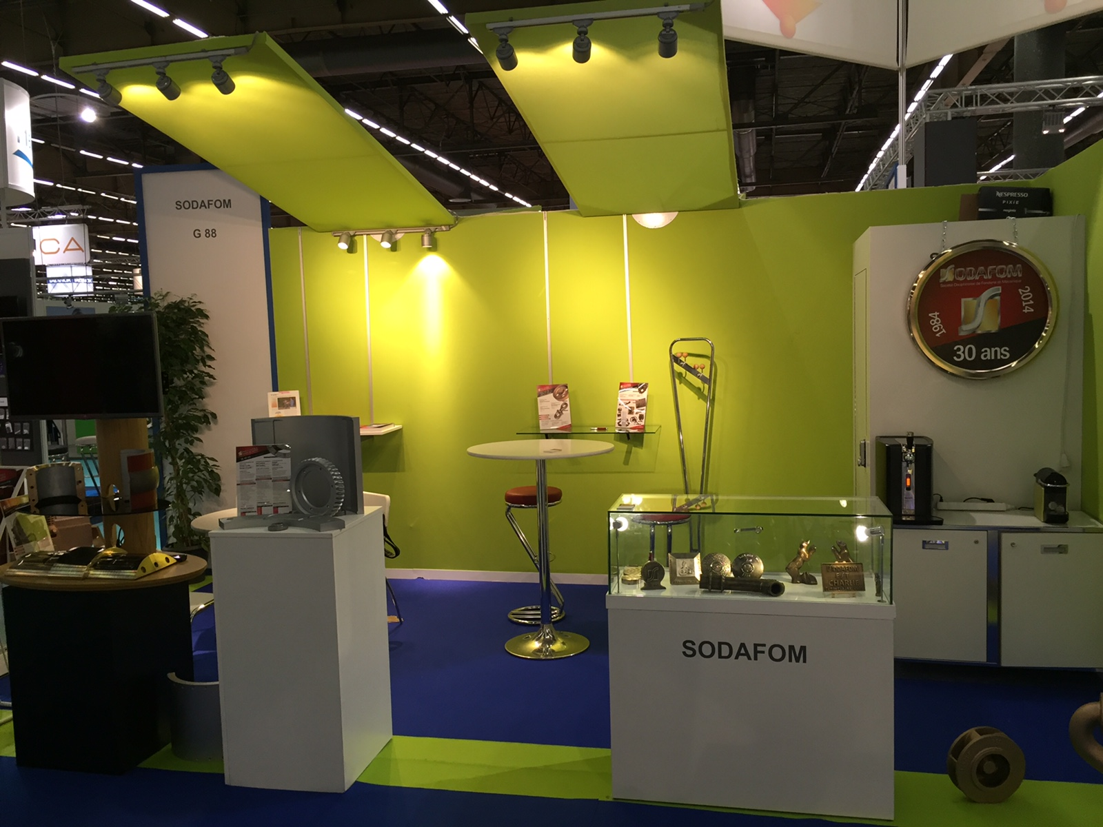 Le salon des savoir faire en sous traitance industrielle for Salon sepem