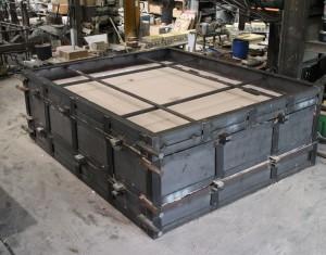 Mold 3000 x 2500